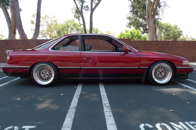 Fs Manual G1 1988 Acura Legend Coupe Acuralegend Org
