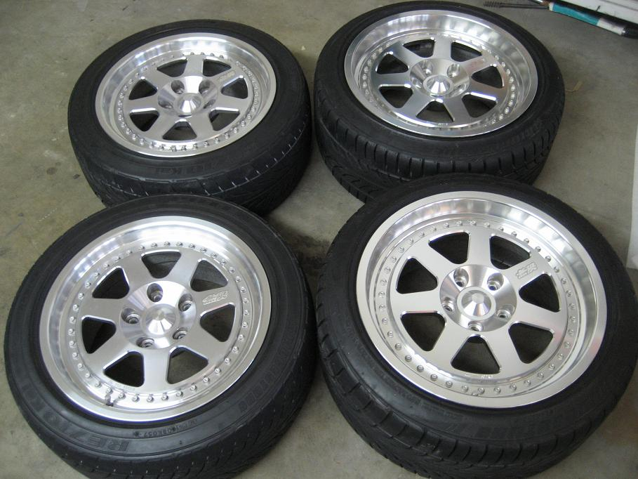 Wheels Mugen M7 Wheels / Rims